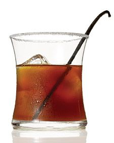 The ship may have sailed on fruity summer cocktails, but this autumnal take on the Dark and Stormy, a classic boater's beverage, is a swell replacement.