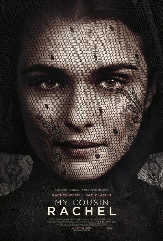 My Cousin Rachel (2017) BluRay