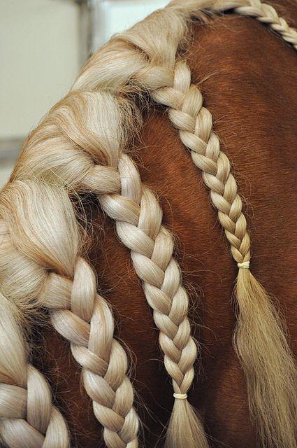 <3 braiding