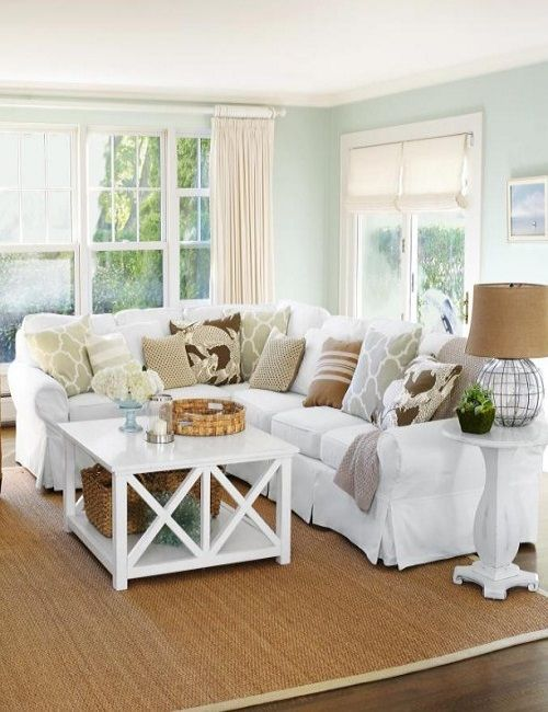 Best Of Cozy Coastal Living Room Decorating Ideas 2020 Di 2020