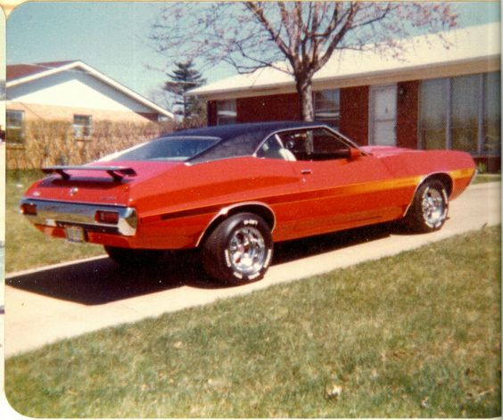 Cars, Grand Torino And Muscle On Pinterest
