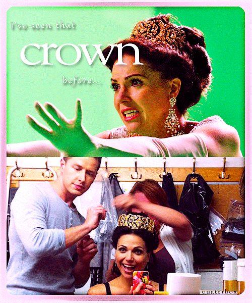 lol! drama queen!
