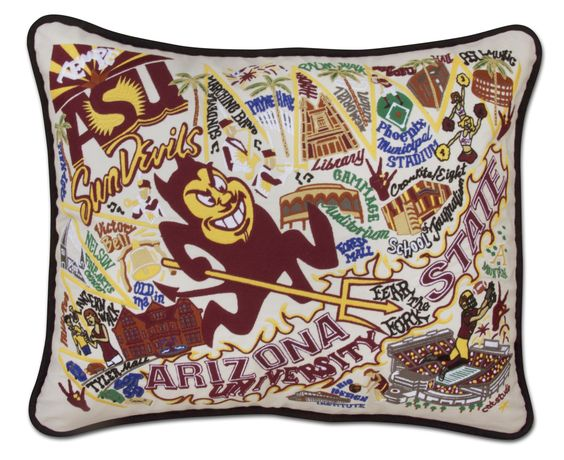 Go Sun Devils! Fear the Fork! Celebrate Arizona State University with this…