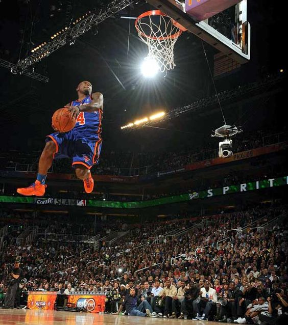NBA Dunk Contest Winners - Nate Robinson | Sports ...
