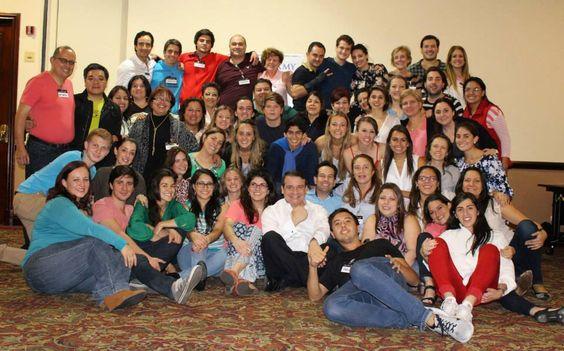 Quinto Grupo de Graduados de Taller Poder Total en Guatemala
