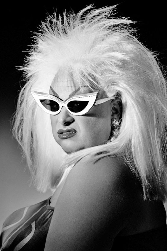 """Harris Glenn Milstead, also known by his stage name as """"Divine"""" (October 19, 1945 – March 7, 1988), was an American actor, singer and drag queen."""