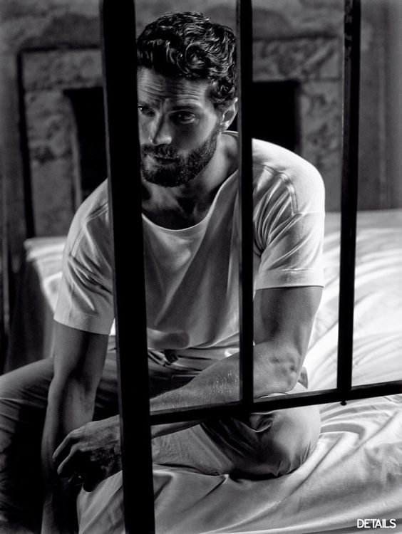 Jamie Dornan Appears in Sexy Details Photos, Talks Fifty Shades of Grey and...Fear of Murder?! | E! Online Mobile
