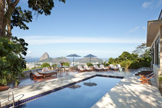 Oh Wow, This is called a vacation fun villa - http://bit.ly/1ELClGF #Budgettravel #travel #RioDeJaneiro