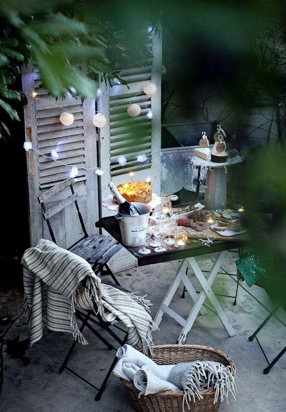 20 idées déco pour terrasses x balcons   Kutch x Couture