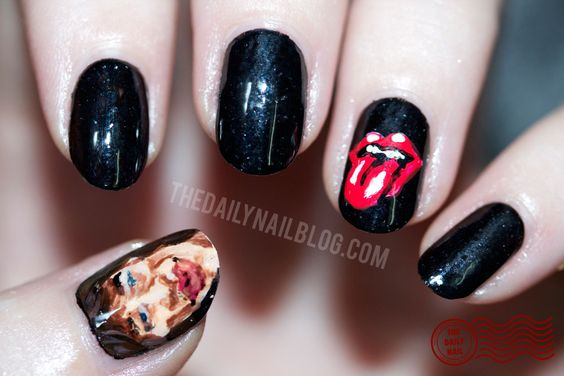 The Daily Nail: I Can't Get No...