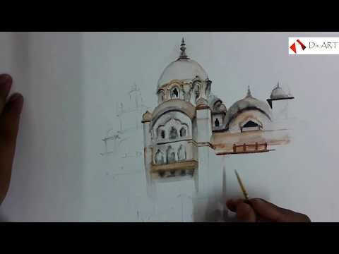 Islamia University Peshawar Pakistan Creative Art Sketching