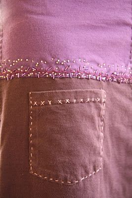 Notes From the Voodoo Cafe: The Alabama Chanin Skirt Project Continues