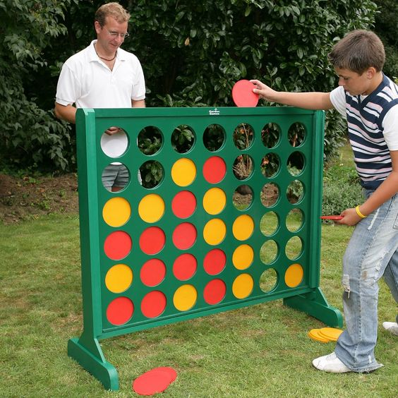 Giant Connect Four