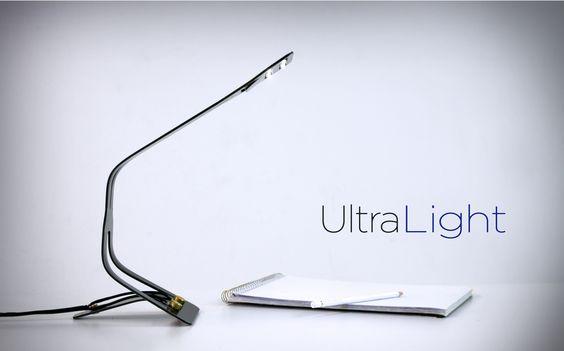 Alucobond LED lamp UltraLight Pinterest Led lamp and Interiors - led leisten küche