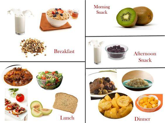 1400 calorie adult diet