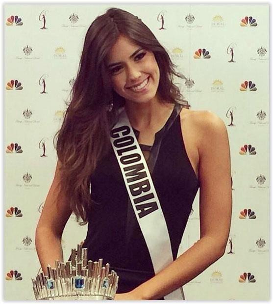 Paulina Vega - Miss Universo 2014
