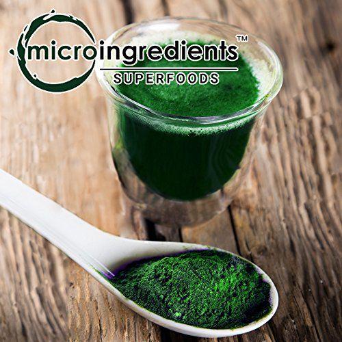 Usda Organic Chlorella Powder Broken Cell Wall Non Irradiation And Vegan Friendly Excellent Source Of Protein Fa Usda Organic Chlorophyll Chlorella Powder