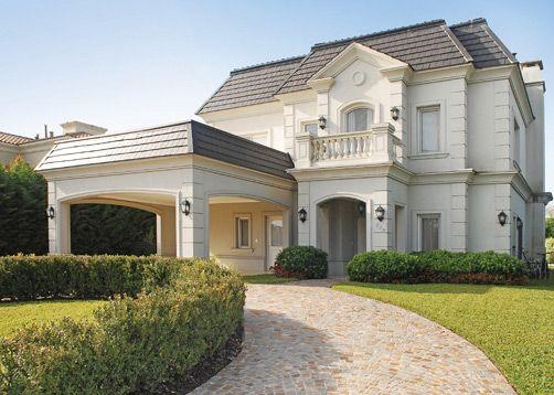 Casas estilo frances buscar con google arquitectura for Casas estilo frances clasico
