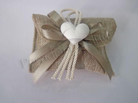 Sacchetti confetti vintage sacchetto confetti linea for Sacchetti di carta fai da te