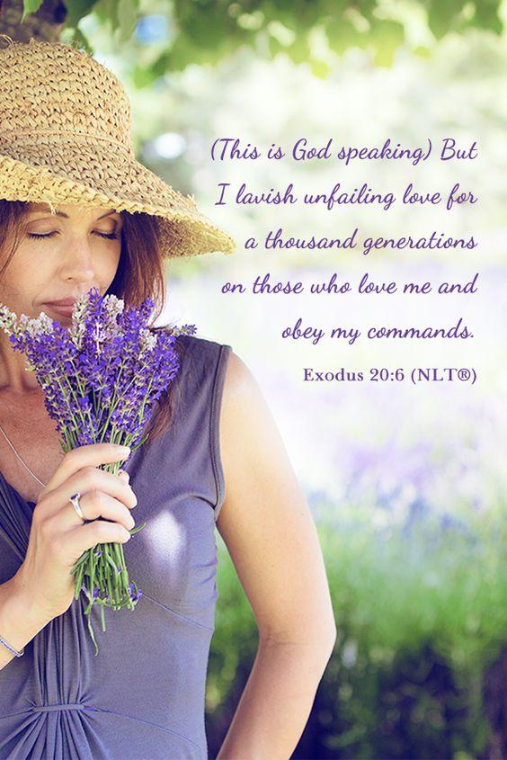 Exodus 20:6