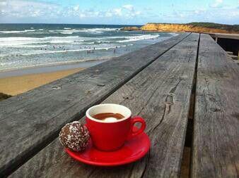 Un café... solo