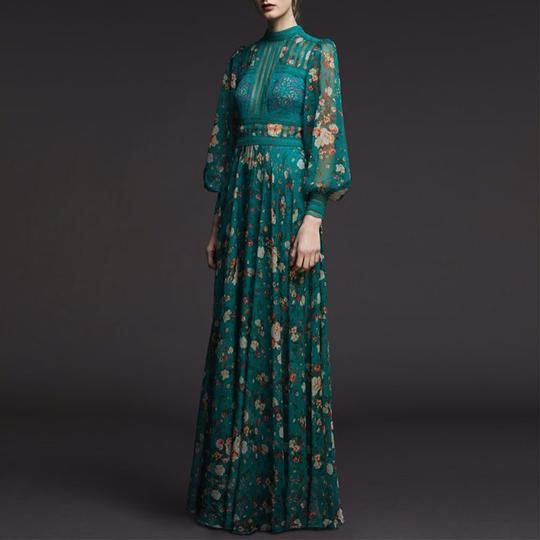 Product Number Spia0v3tg8t Brand Name Jujuonly Gender Woman Color Green Skirt Length Mid Skirt Material Polyester Pa Dresses Beautiful Dresses Colorful Dresses
