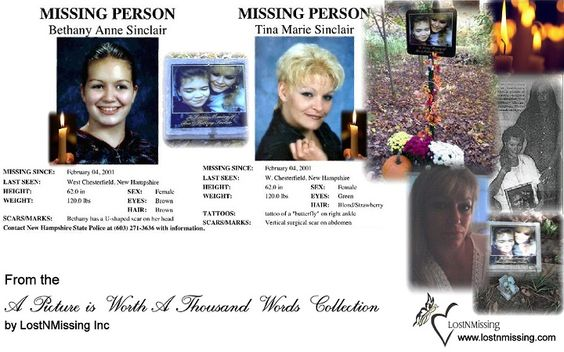 VIDEO - A Picture Speaks A Thousand Words Beautiful song and video - missing person words