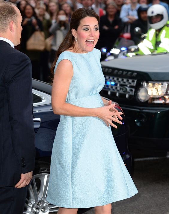 12 Kate Middleton Facial Expressions Every Mom Can Relate To: