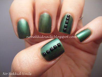 No Nekkid Nails: Sinful Colors San Francisco