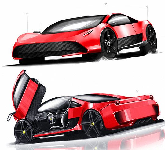 Concept Cars – A Glance into the Future of Automobile Industry