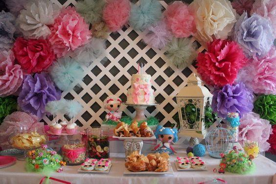 Beautiful LaLa Loopsy party!