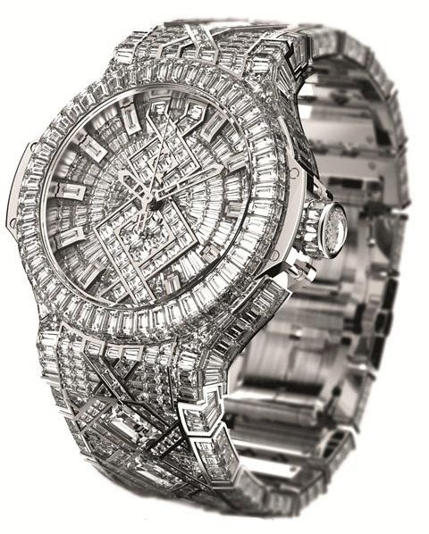 Hublot Five Million Dollar Big Bang
