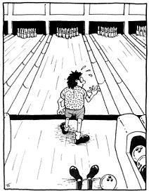 10 Pin Bowling #10PinBowling