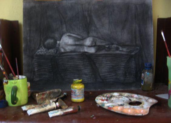 Desnudo en vivo