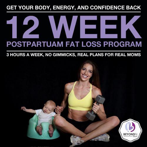 postpartum weight loss plateau breastfeeding moms