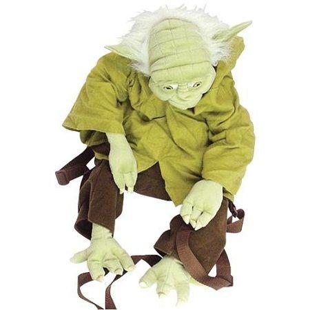 Yoda Back Buddy Backpack! $44.50