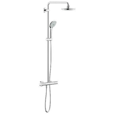 Neu Grohe Euphoria System 180 - Duschsystem mit Thermostatbatterie für  HJ47