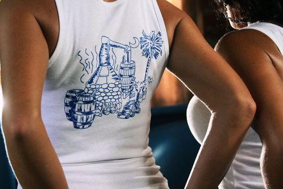 Palmetto Moonshine tank top! A must-have for every Moonshine girl.