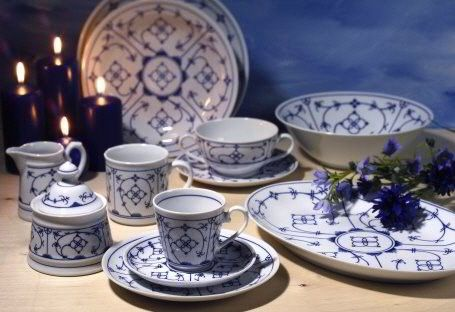 This is the dish set!