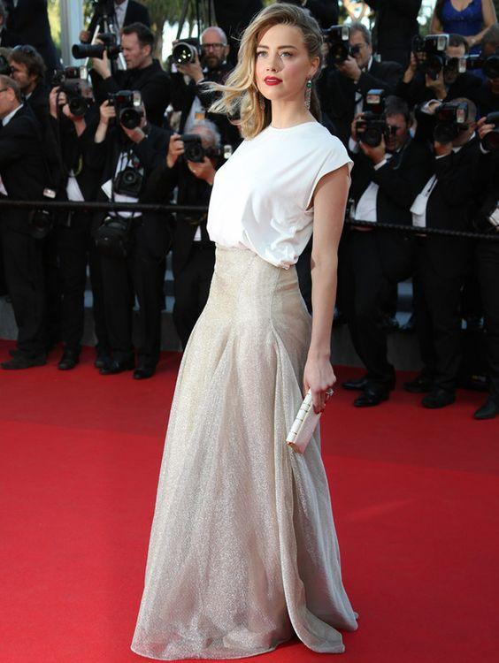 Cannes 2014 EL ESTILO DE AMBER HEARD