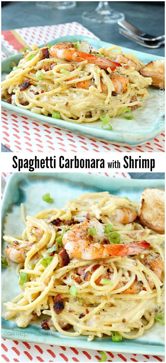 Pasta Time! A Deconstructed Carbonara Recipe — Dishmaps