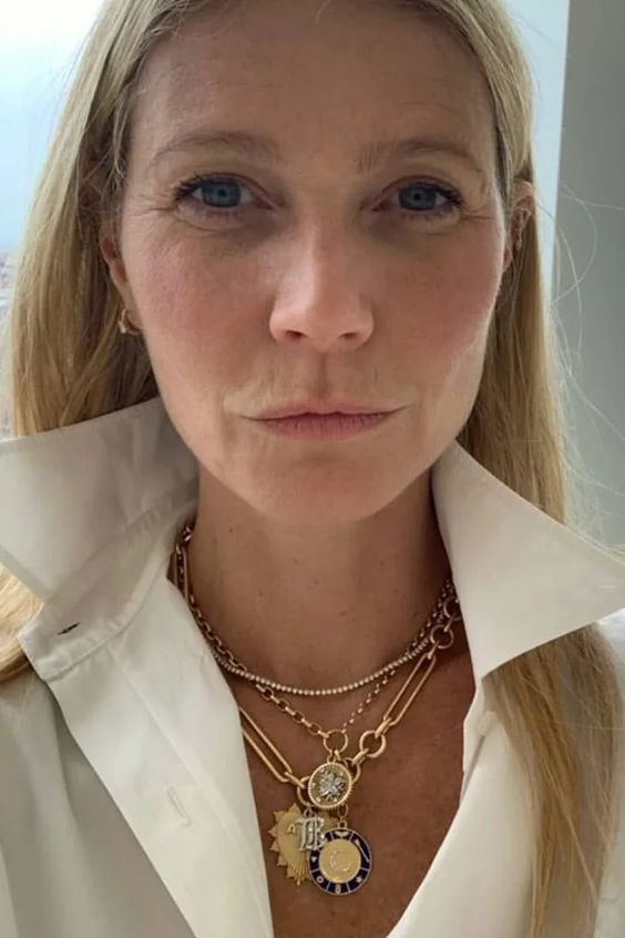 Gwyneth Paltrow's Favourite Jewellery Brand Foundrae Is Determined To Guide And Inspire You | British Vogue