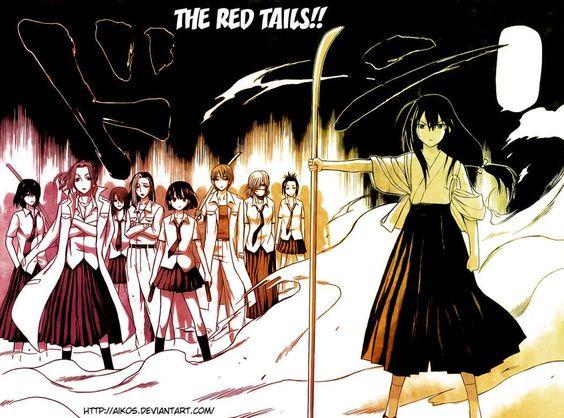 /Red Tail/#765118 - Zerochan