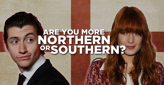 Are You More Northern Or Southern