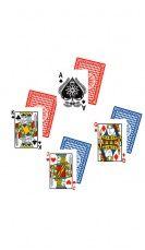 4 Décorations (Cutout) En Carton « Casino Party » – Cartes De Casino - Guirlande, fanion et bannière