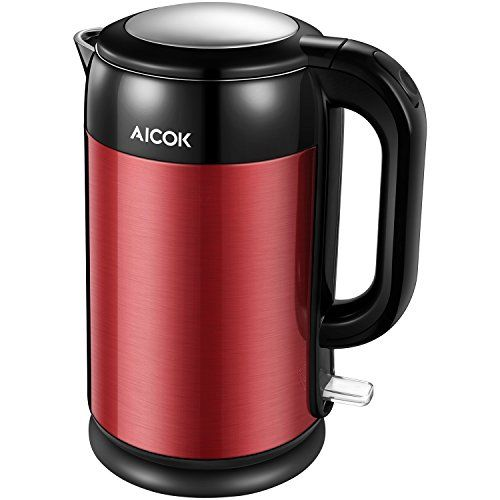 Aicok Cordless Electric Kettle Double