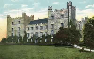 lumley castle chester le street -