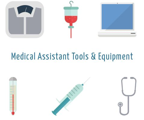 medical assistant tools Medical Assisting Pinterest Medical - medical assistant thank you letter
