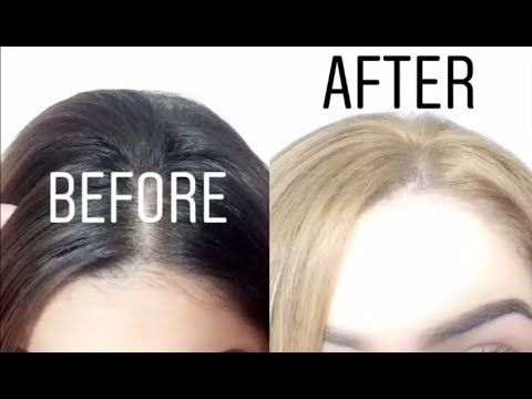L Oreal Lb01 Ultra Light Ash Blonde Root Touch Up Youtube In