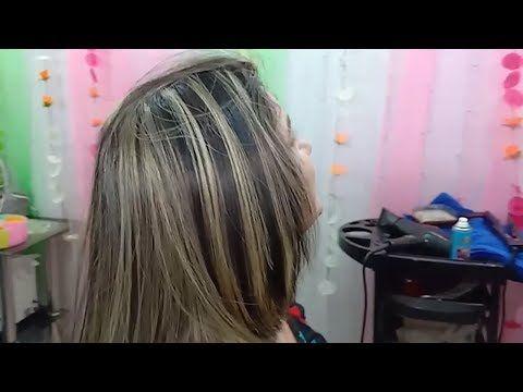 Ash Green Hair Color Highlights Highlights Hair Global Highlights Youtube Ash Green Hair Color Ash Green Hair Hair Color Highlights